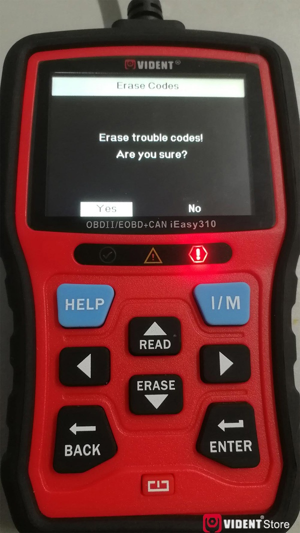 Scan Toyota Camry Using Vident Ieasy310 11