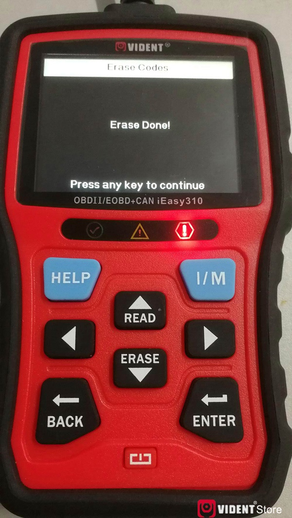 Scan Toyota Camry Using Vident Ieasy310 12