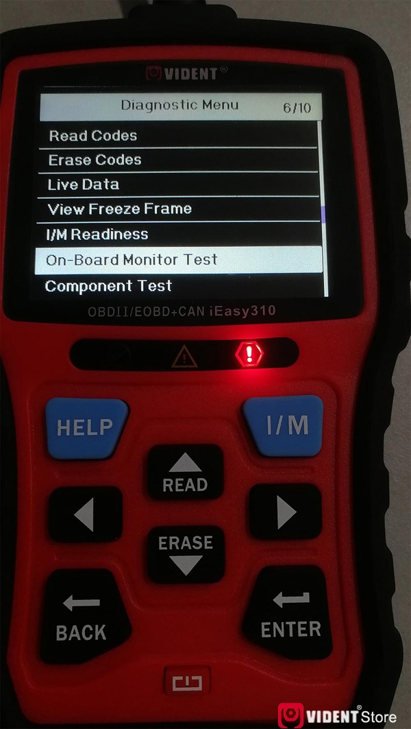 Scan Toyota Camry Using Vident Ieasy310 26