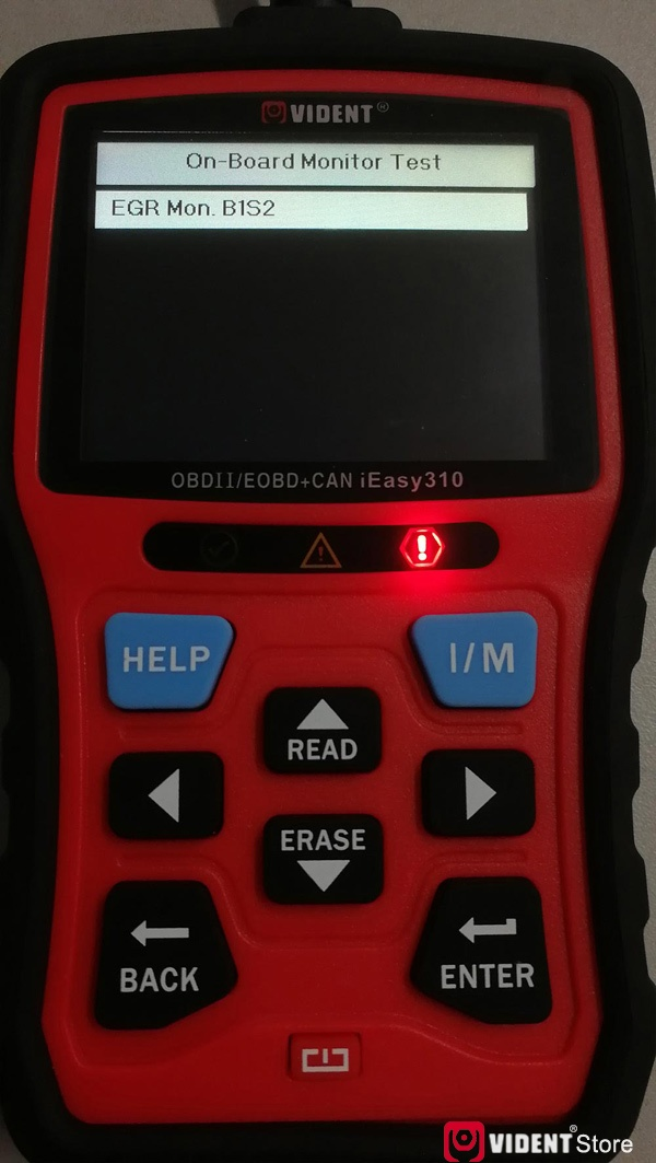 Scan Toyota Camry Using Vident Ieasy310 28