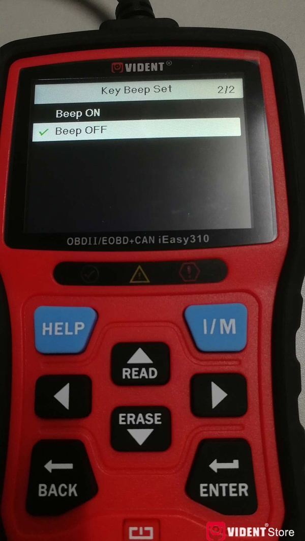 Scan Toyota Camry Using Vident Ieasy310 43