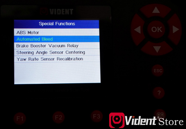 User Experience Of Vident Ilink450 Full Service Scan Tool 09