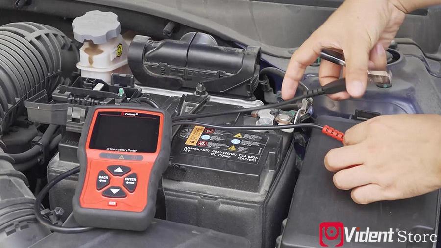 Use Vident Ibt200 9v 36v Battery Tester 01