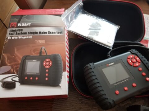 Vident Ilink400 Package